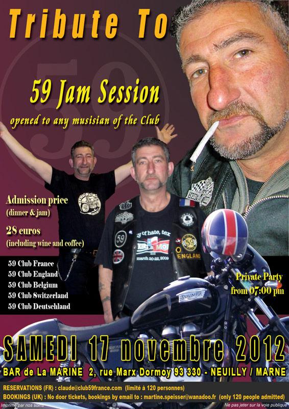 club 59 section française, 59 club section française