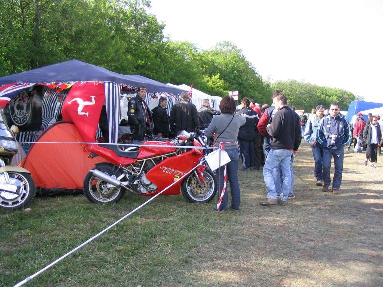 Coupes Moto Légende Dijon 2004