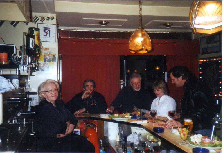 Réunion à l'Annexe 2001