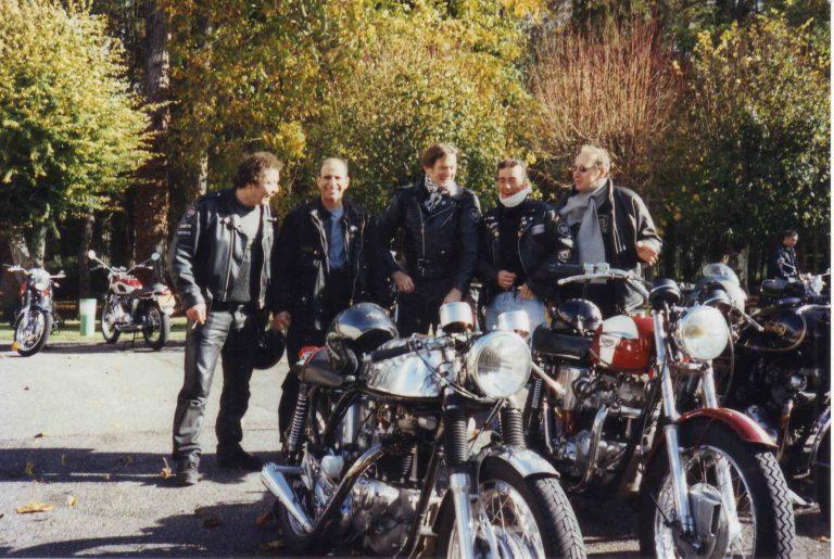 Sortie Norton Owners Club 2002