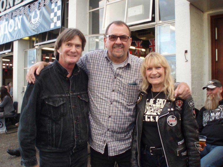 Ace Cafe Reunion 2015 Vince Eager