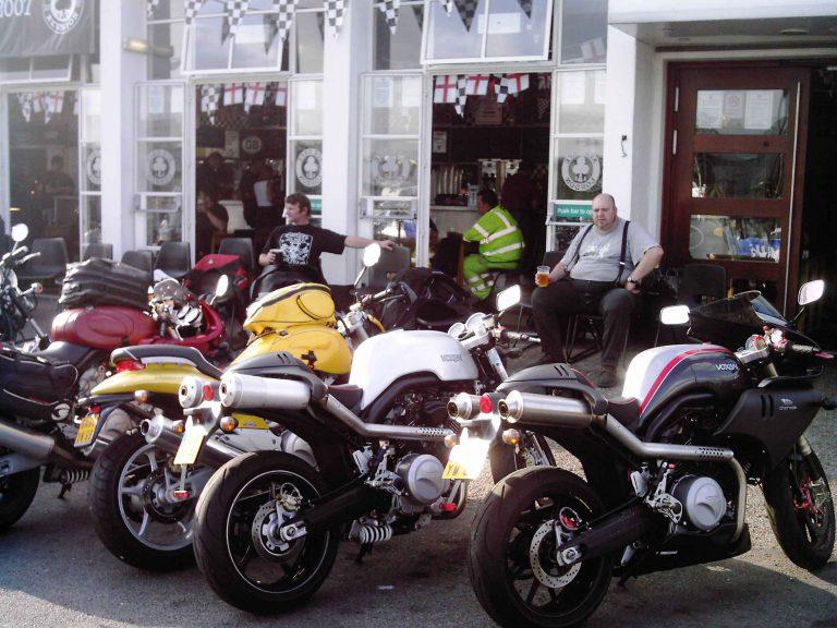 Ace Cafe Reunion 2007