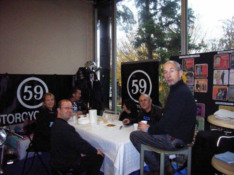Salon Moto Légende 2006