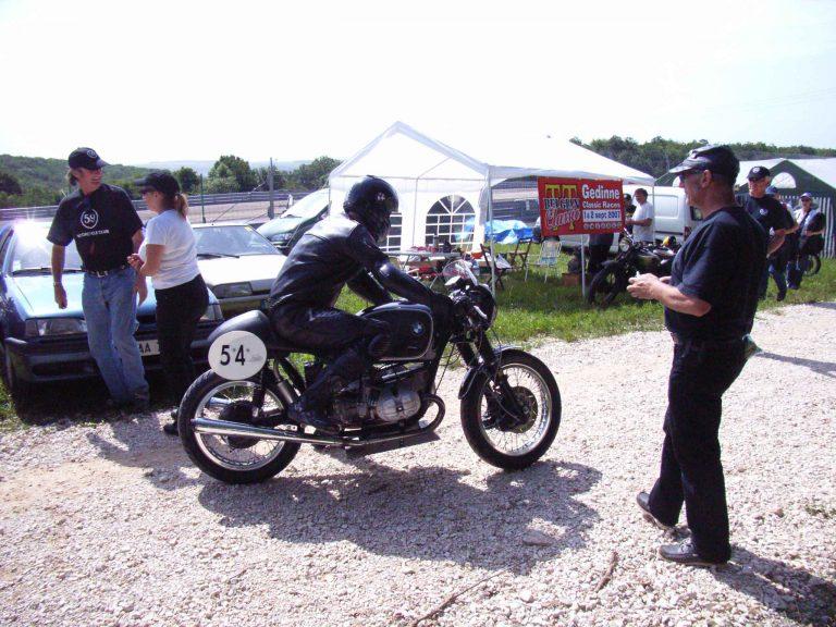 Coupes Moto Légende Dijon 2007