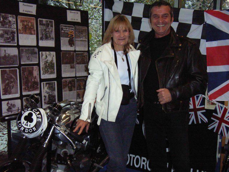 Salon Moto Légende 2005