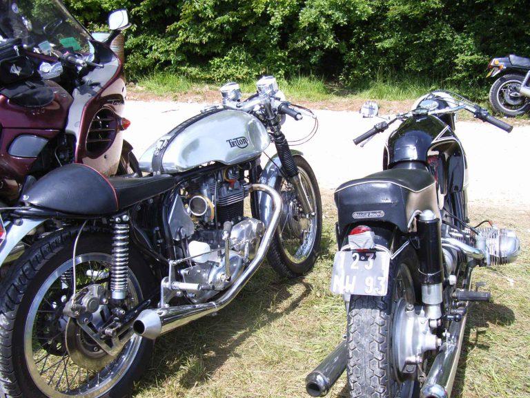 Moto Légendes Dijon 2006