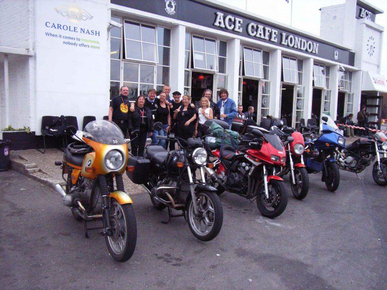 Tourist Trophy 2007 retour par l'Ace