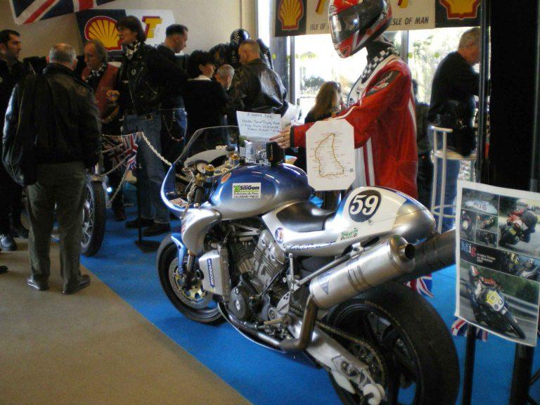 Salon Moto Légende 2007