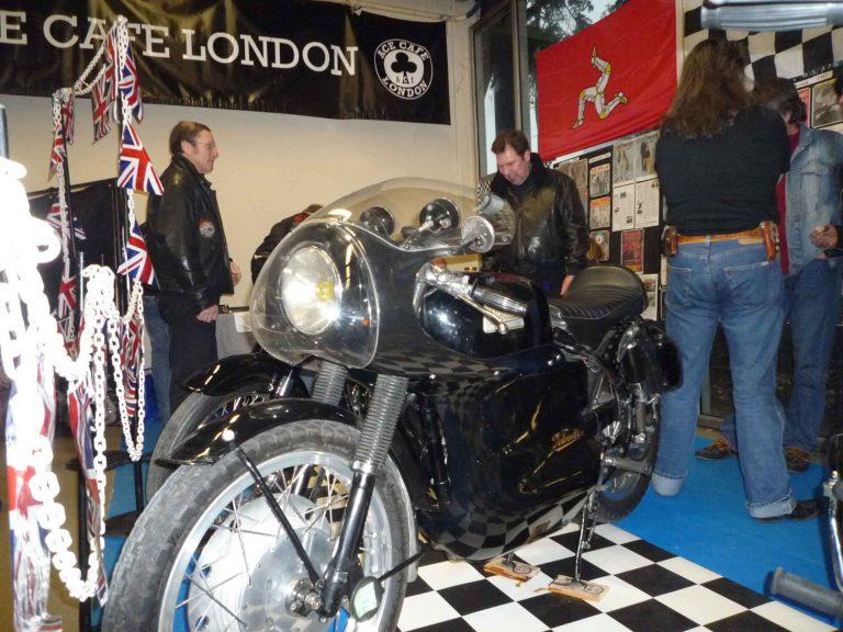 Salon Moto Légende 2008