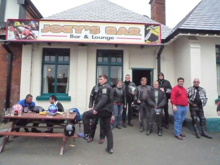 Irlande North West 2009 Bar de Joe Dunlop