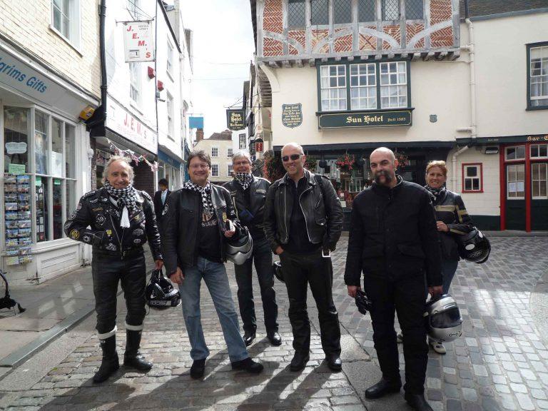Ace Cafe Reunion 2009