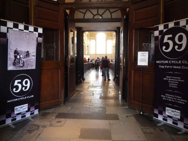 Ace Cafe Reunion 2009 50ème anniversaire du Club 59