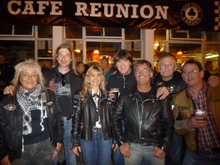 Ace Cafe Reunion 2010