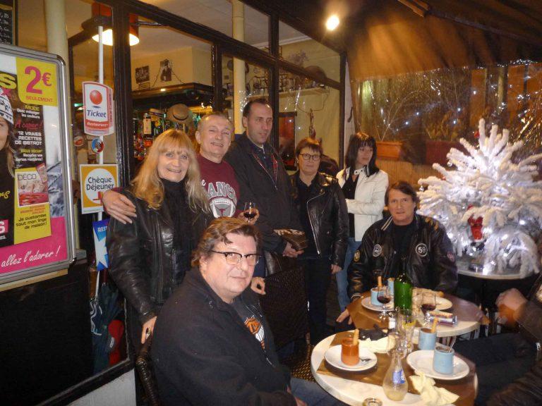 Réunion janv 2011 chez les Sevriens