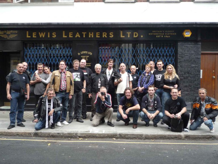Ace Cafe Reunion 2011