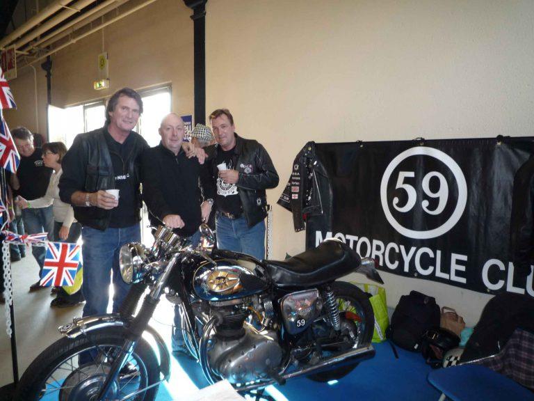 Salon Moto Légende 2011