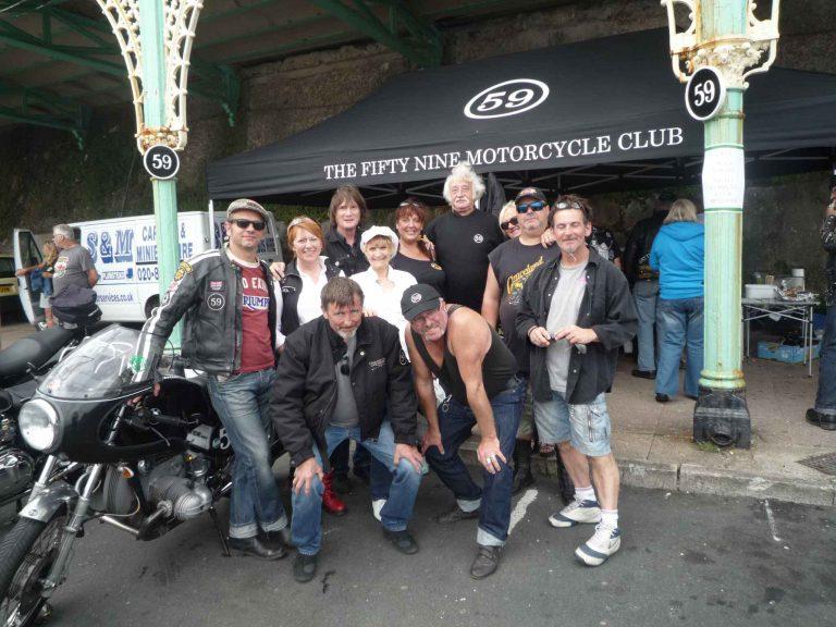 Ace Cafe Reunion 2012