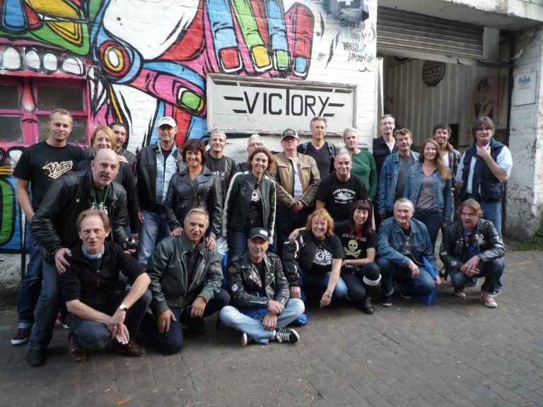 Ace Cafe Reunion 2014