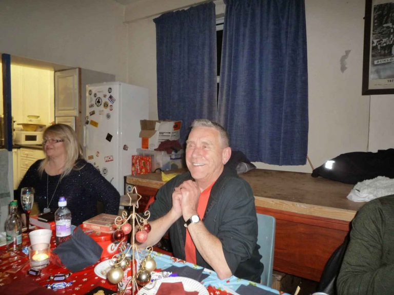 Turkey Party 2015 Mike Cook
