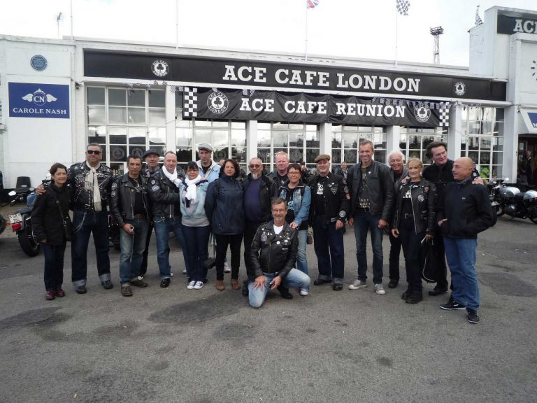 Ace Cafe Reunion 2015