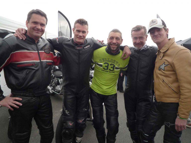 Iron bikers 2017 pilotes