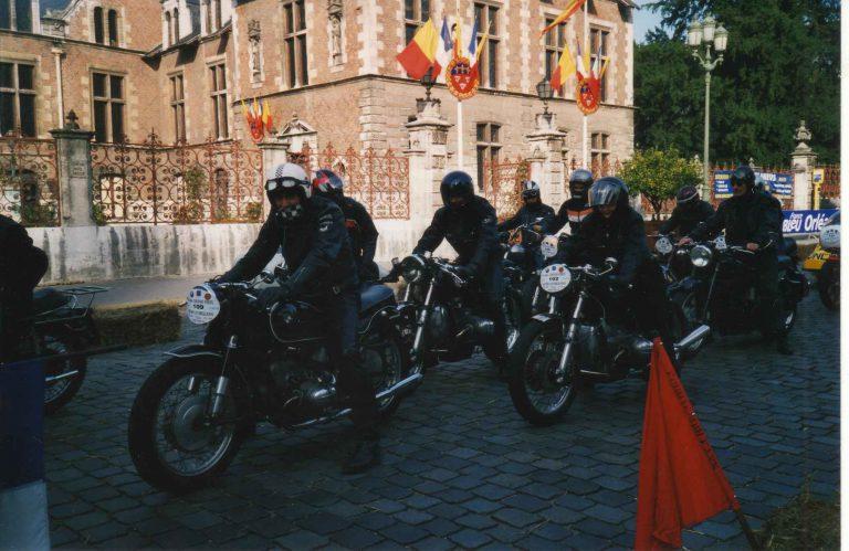 Grand Prix d'Orléans 2001