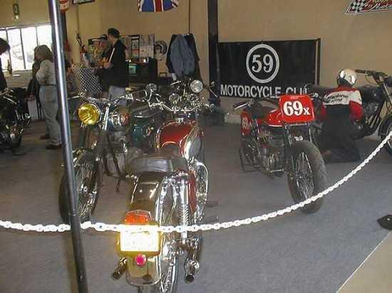 National Custom Show avril 2003