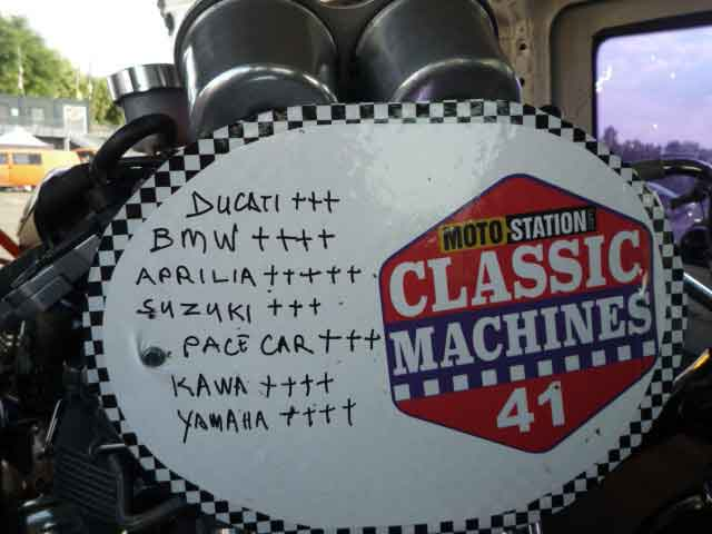 Classic Machines 2018