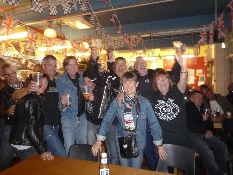 Ace Cafe Reunion 2018