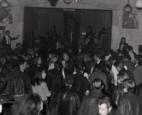 Concert au club