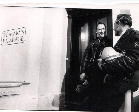 Bill Shergold & Graham Hullett